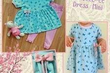 Makerist - Und noch ein Sweet*ee Dress Mini - 1