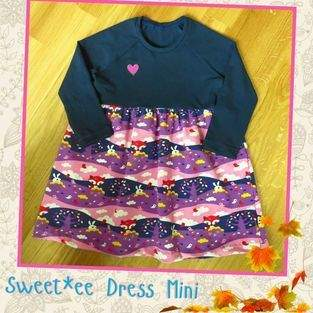 Makerist - Sweet*ee Dress Mini - 1