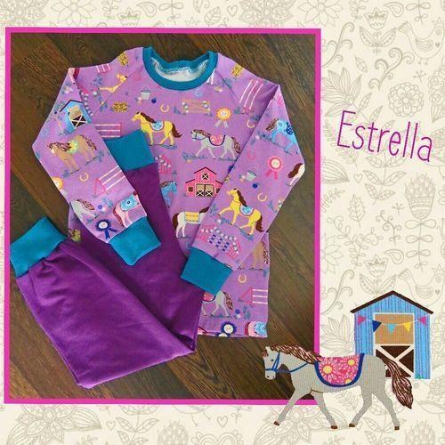 Makerist - Estrella - toller Schlafanzug-Schnitt - Nähprojekte - 1