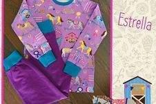 Makerist - Estrella - toller Schlafanzug-Schnitt - 1
