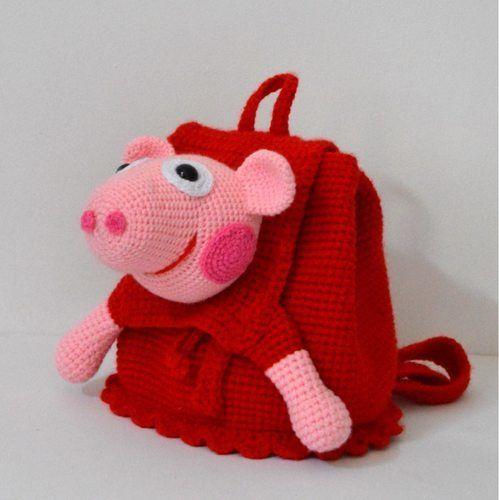 Makerist - SAC A DOS ENFANT - Créations de crochet - 2