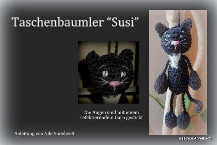 """Makerist - Taschenbaumler """"Susi"""" - Häkelprojekte - 1"""