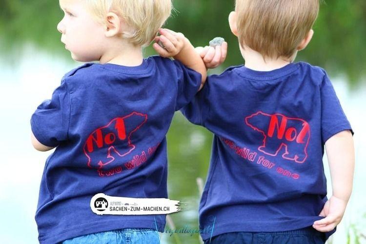 Makerist - Zwillingsoutfit von sachen-zum-machen by Alpwind - Textilgestaltung - 2