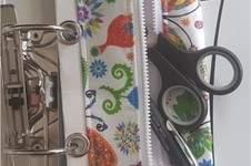 Makerist - Stifte-Etui zum Abheften - 1