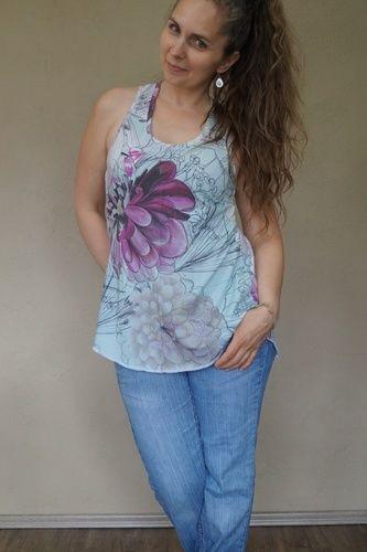 Makerist - Sommer Shirt  - Nähprojekte - 2