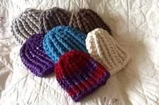 Makerist - Chunky Unisex Crocheted Hat - 1
