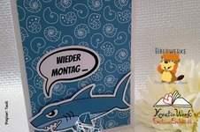 Makerist - Haie - bei mir auf einer Karte - 1