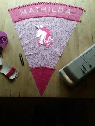 Makerist - Schultüte aus Stoff - 1