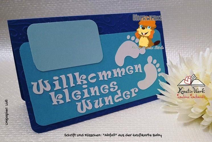 Makerist - Grußkarte Baby - DIY-Projekte - 3