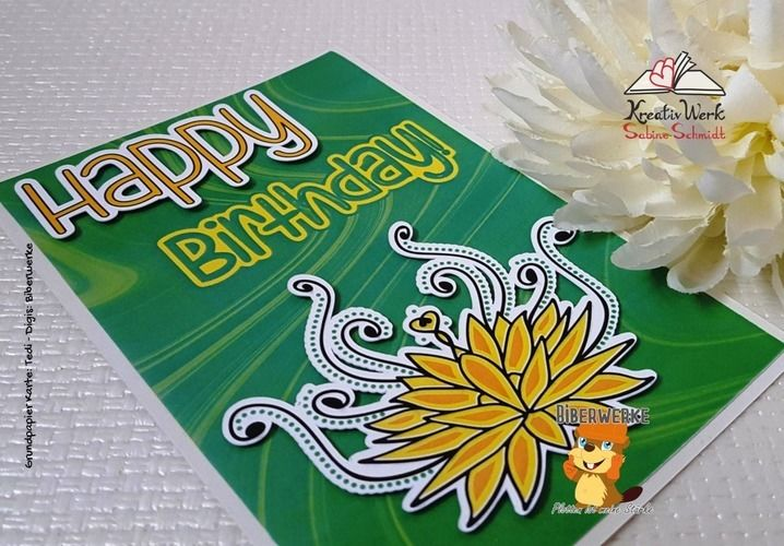 Makerist - Digipapier Mable trifft Tribal Lotus - DIY-Projekte - 2
