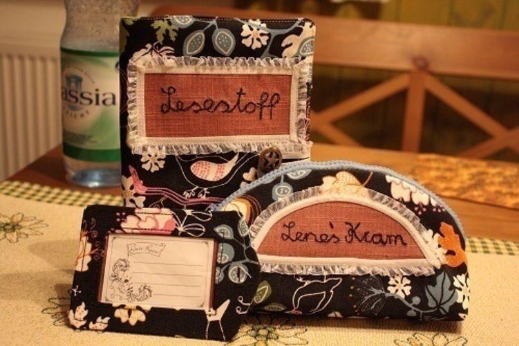 Makerist - Geschenk-Set für Lene - Nähprojekte - 1