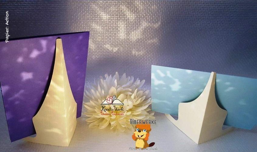 Makerist - Grußkartenständer in 2 Formaten - DIY-Projekte - 2