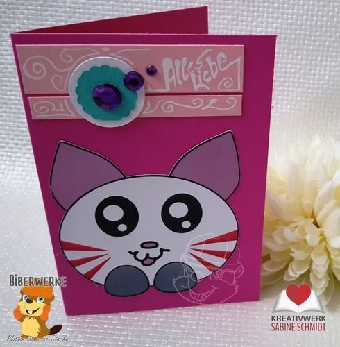 Makerist - Happy Kitty - DIY-Projekte - 1