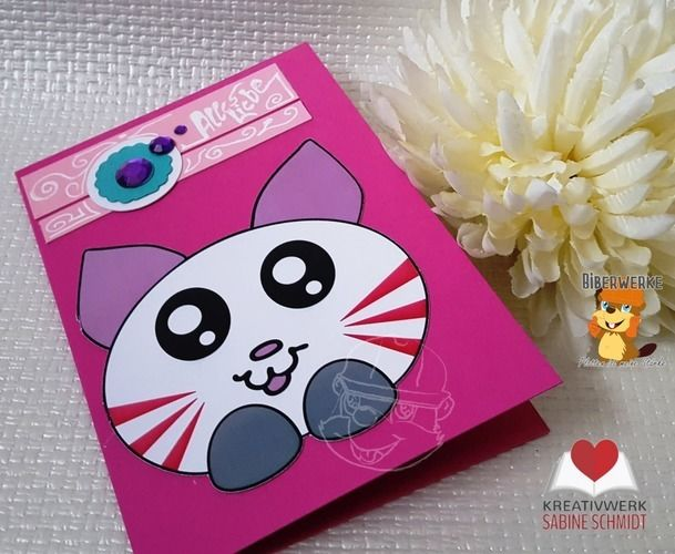 Makerist - Happy Kitty - DIY-Projekte - 2