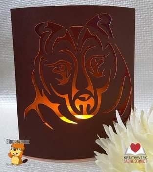 Makerist - Tribal Bär - 1