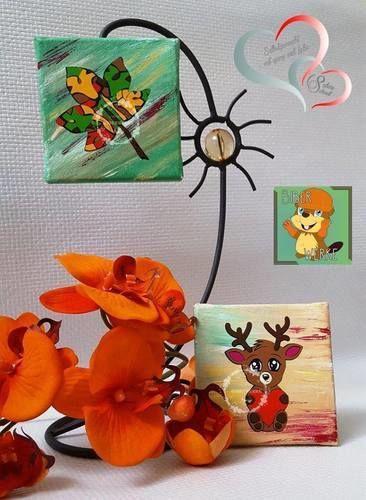 Makerist - Hab dich lieb Hirschbaby - DIY-Projekte - 1
