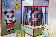 Makerist - Pandamädchen - 1