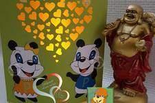 Makerist - Pandajunge und Pandamädchen Nachtleuchte - 1