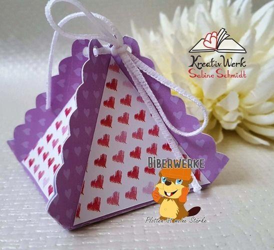 Makerist - Digipapier Love - DIY-Projekte - 1