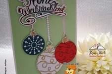 Makerist - Digistamps Frohe Weihnachten - 1