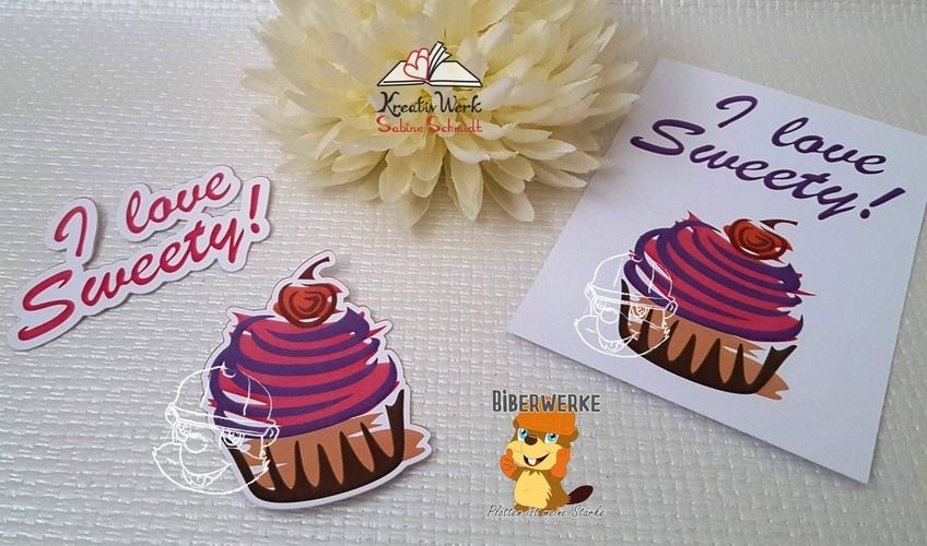Makerist - Tribal Cupcake - DIY-Projekte - 2
