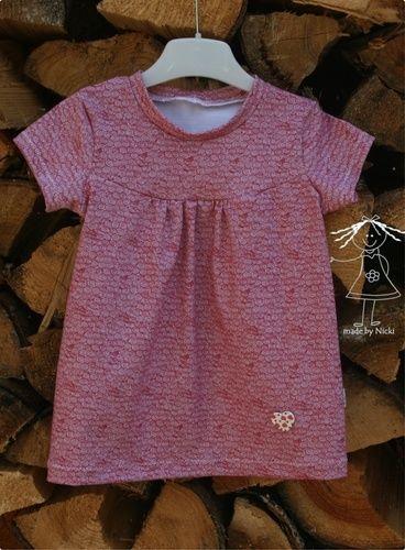 Makerist - Girly-Shirt von Konfettipatterns - Nähprojekte - 1