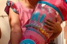 Makerist - Schultüte mit Kleid - 1