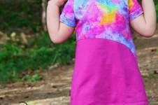Makerist - Hula Wave Longshirt mit einer Teilung - 1