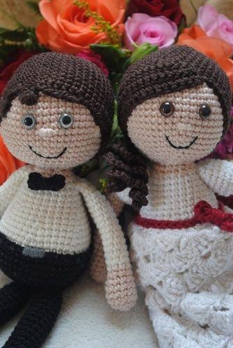 Makerist - Just married <3 - Häkelprojekte - 1