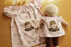 Makerist - Blüschen für die Prinzessin und ihre Puppe - 1