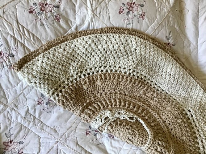 Makerist - Shabby Chic Throw - Crochet Showcase - 3