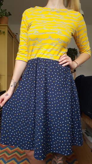 Makerist - Mirastern - Schnittmuster: Scarlet Kleid  - 1