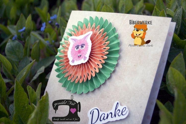 Makerist - Rosetten von Biberwerke - DIY-Projekte - 3