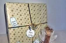 Makerist - Geschenkanhänger für Weihnachten von Biberwerke - 1