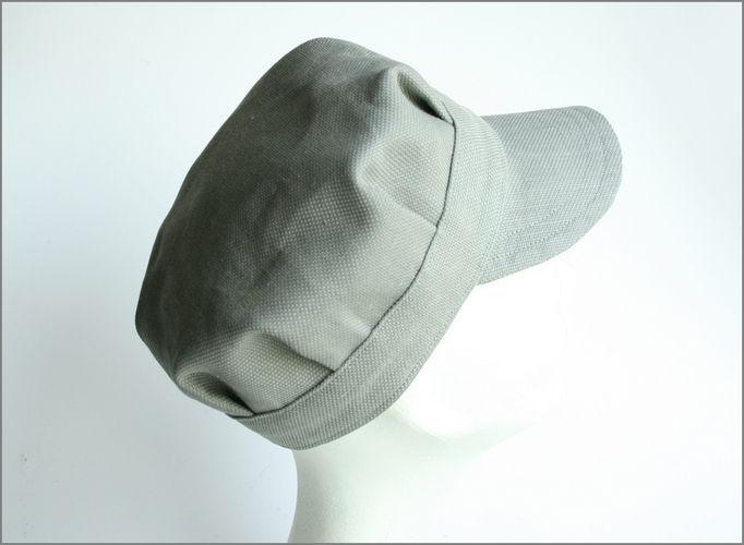 Makerist - Schirmmütze im Swinging-sixtees -Look °London° - Nähprojekte - 2