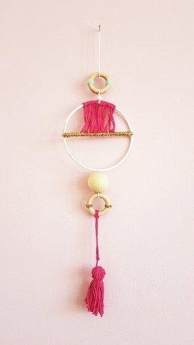 Makerist - Scandi Wall Hanger aus dem Makerist Magazin  - DIY-Projekte - 1