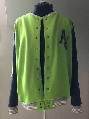 Makerist - Eine College Jacke - 1