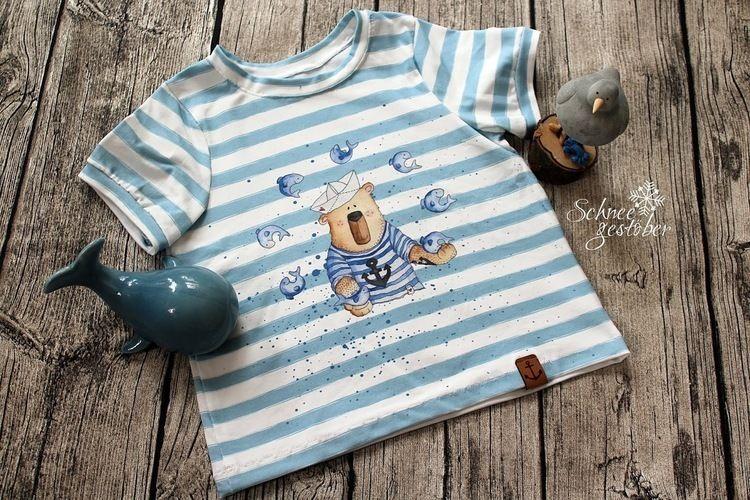 Makerist - Shirt Katja Kids von muckelie - Nähprojekte - 1