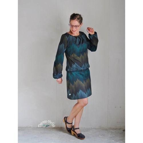 Makerist - Valeria Kleid von Mirastern - Nähprojekte - 1