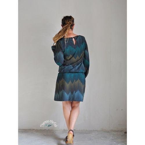 Makerist - Valeria Kleid von Mirastern - Nähprojekte - 2