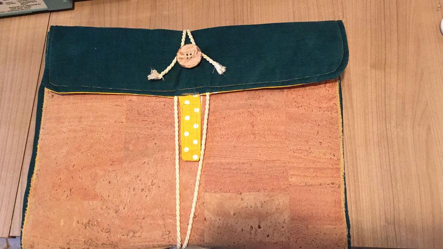 Makerist - Hanging3 mal anders (Schnittmuster etwas geändert und eine Studenten-Flipbag mit Laptoptasche gemacht) - Nähprojekte - 2
