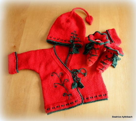 Makerist - Weihnachtswichtel Set - Strickprojekte - 1