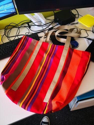 Makerist - Georges m'a inspiré pour le sac de plage  - Créations de couture - 1