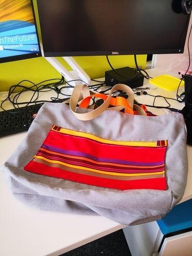 Makerist - Georges m'a inspiré pour le sac de plage  - Créations de couture - 3