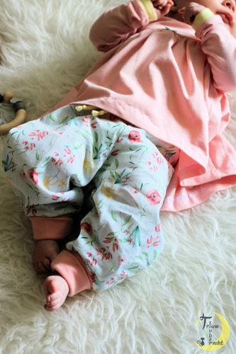 Makerist - Baby Set, diesmal getragen ♥ - Nähprojekte - 2