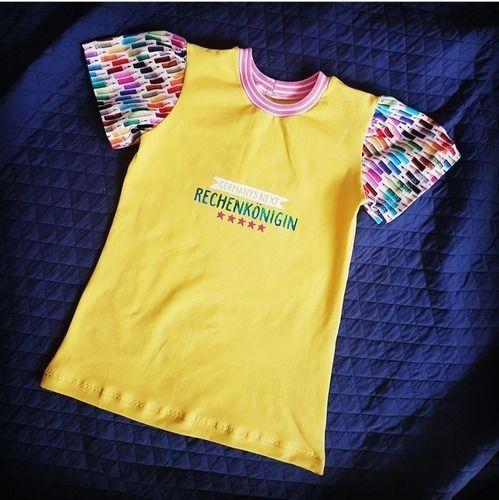 Makerist - Wer hat das coolste Kind auf dem Pausenhof? - Textilgestaltung - 1