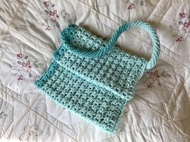 Makerist - The Madison Tote Bag - Crochet Showcase - 1