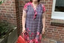Makerist - schöner Schnitt Alma,diesmal als Kleid - 1