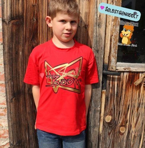 Makerist - Boom - Coole Datei für Jungs - DIY-Projekte - 1