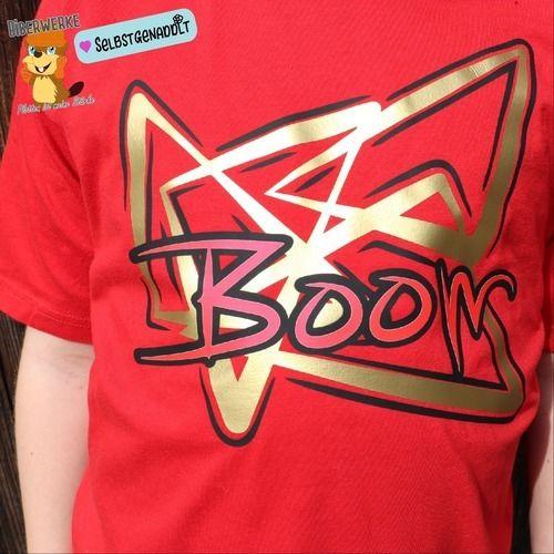 Makerist - Boom - Coole Datei für Jungs - DIY-Projekte - 2